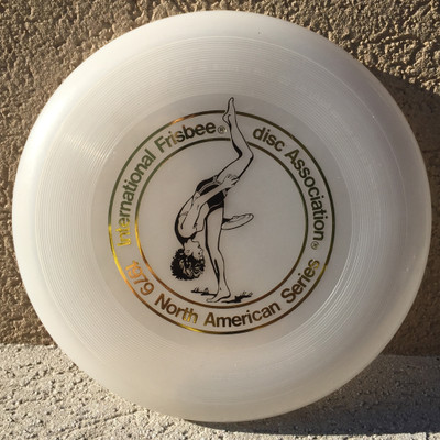 CAHOW FRISBEE 40 MOLD