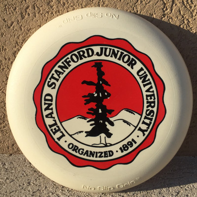 NO-SLIP MANUFACTURER STANFORD JUNIOR UNIVERSITY DISC