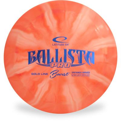 Latitude 64 Ballista Pro (Gold Burst)
