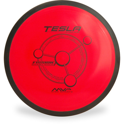 MVP FISSION TESLA Red Top View
