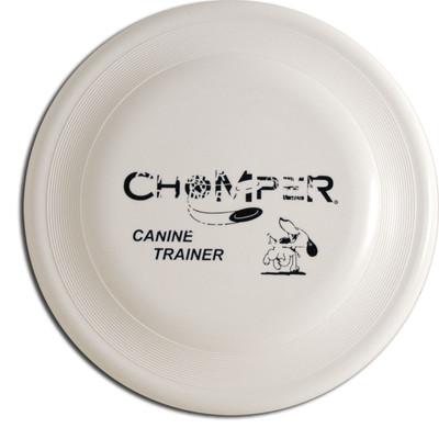 Wham-O FASTBACK FRISBEE MISPRINT - Single Chomper Dog Disc