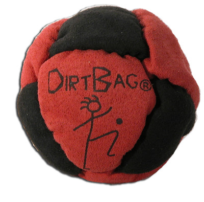 DIRTBAG FOOTBAG (HACKY SACK)