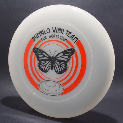 Sky-Styler Buffalo Wing Team Disc Sports Club Clear w/ Red and Black Matte - TR