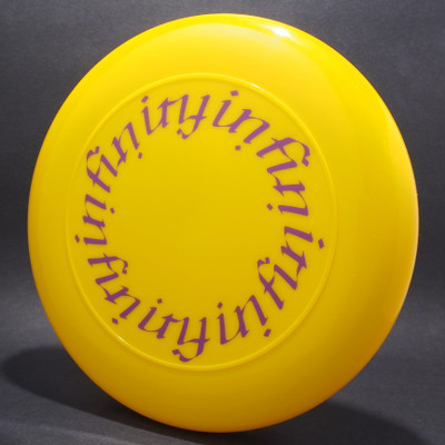 Sky-Styler Infinity Yellow W/ Purple Matte