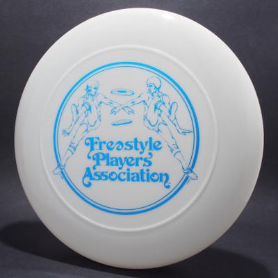 Sky-Styler FPA Original Freestyle Players Association Logo White w/ Metallic Blue T80
