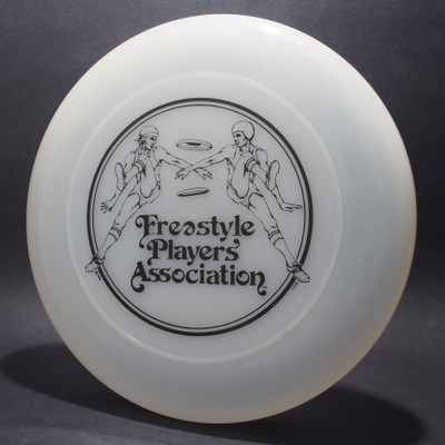 Sky-Styler FPA Original Freestyle Players Association Logo Clear w/ Black Matte - T80 - Top View
