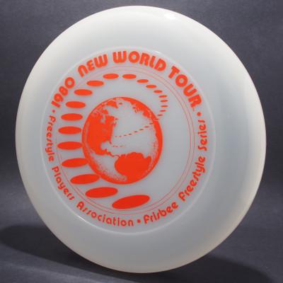 Sky-Styler 1980 FPA New World Tour Clear w/ Orange Matte-TR