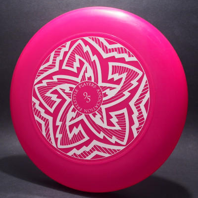 Sky-Styler FPA 1995 Tour Disc Pink w/ White Matte