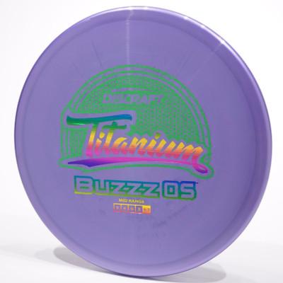 Discraft Titanium Buzzz OS Top View