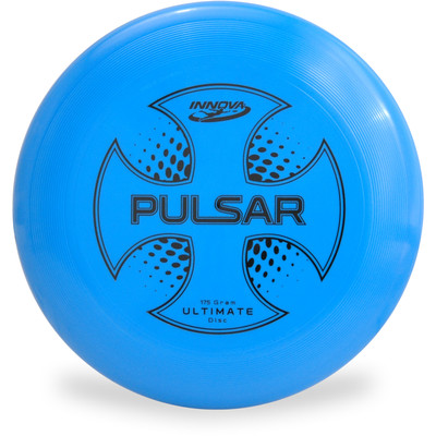 Innova PULSAR ULTIMATE DISC Assorted Colors Blue Front View
