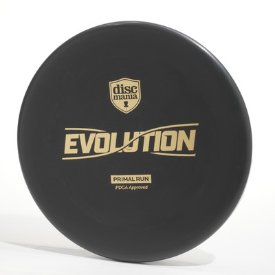 Discmania Evolution Tactic (EXO Soft) Primal Run