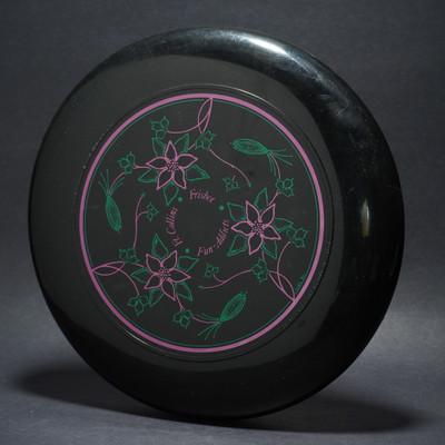 SKY-STYLER FUN ADDICTS Black w/  Pink & Green Matte - T80