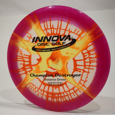 Innova Destroyer (I-Dyed Champion) *Pick Weight & Dye*