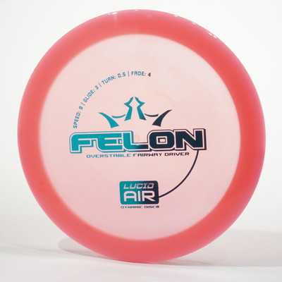 Dynamic Discs Felon (Lucid Air)