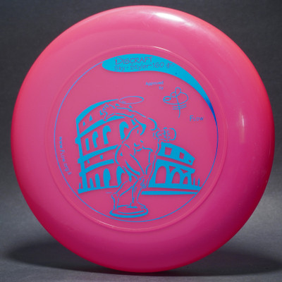 Sky-Styler www.flow.org.il Colosseum Bright Pink w/ Metallic Blue - T2000s - Top View
