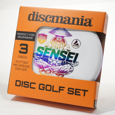 Discmania Stack Pack - Set of 3