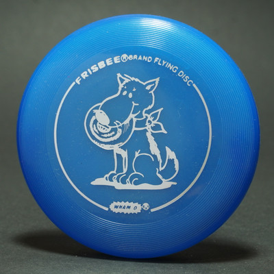 Wham-O Mini Frisbee - Disc Dog Designs