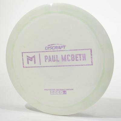 Discraft Kong/Zeus (ESP) Prototype Paul McBeth 173-174g