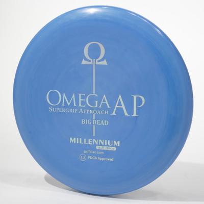 Millennium Omega Big Bead (Standard AP) Blue Top View