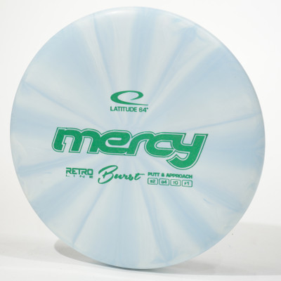 Latitude 64 Mercy (Retro Burst) Light Blue Top View