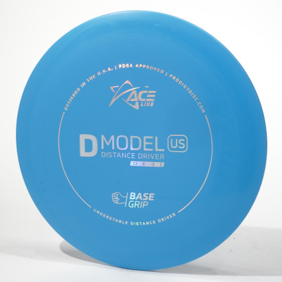 Prodigy Ace Line D Model US (Base Grip) Blue Top View
