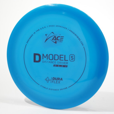 Prodigy Ace Line D Model S (DuraFlex) Blue Top View