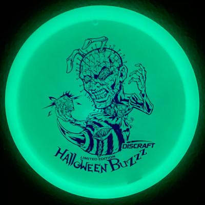 Discraft Buzzz (Glo Z Line) Hellraizzzer Halloween 2020