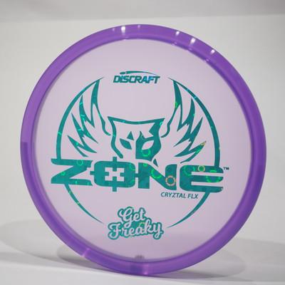 """Discraft Zone (Cryztal FLX) Brodie Smith """"Get Freaky"""""""