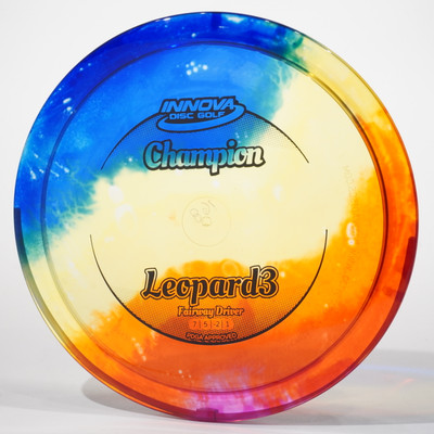 Innova Leopard3 (I-Dyed) *pick one* Top View