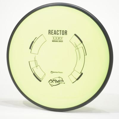 MVP Reactor (Neutron) Light Green Top View