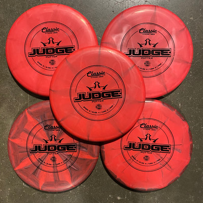 Dynamic Discs Judge (Classic Blend) Gift Set of 5