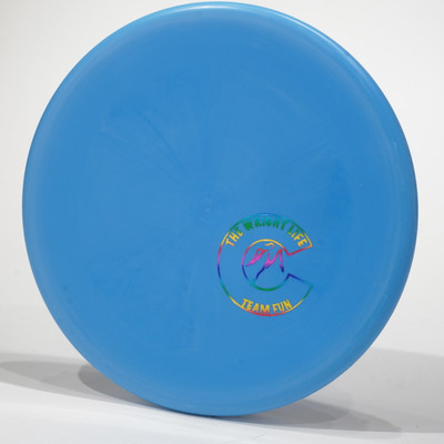 Discmania Evolution Tactic (Exo Hard) - Wright Life Team Fun Stamp