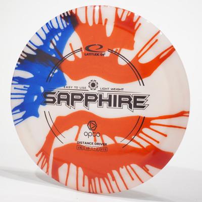 Latitude 64 Sapphire (Opto) USA Flag Dye