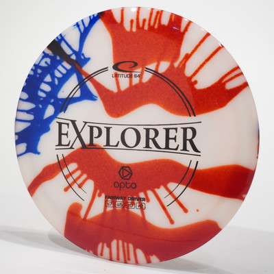 Latitude 64 Explorer (Opto) USA Flag Dye