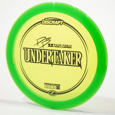 Discraft Undertaker (Z-Line) Paige Pierce Signature