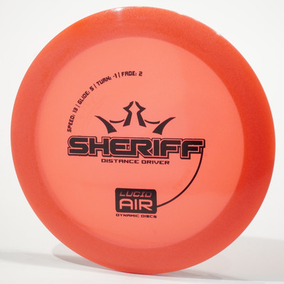 Dynamic Discs Sheriff (Lucid Air)