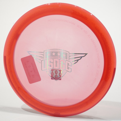Innova Invictus (Champion) - USDGC Stamp
