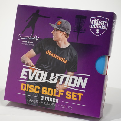 Discmania Evolution GEO Stack Pack - Set of 3