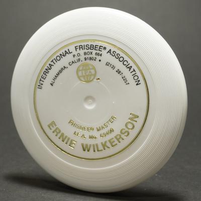 GSC Wham-O Calling Card Mini - Wilkerson