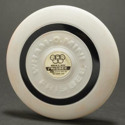 Master Mini Olympic Rings 3 over 2 White #2