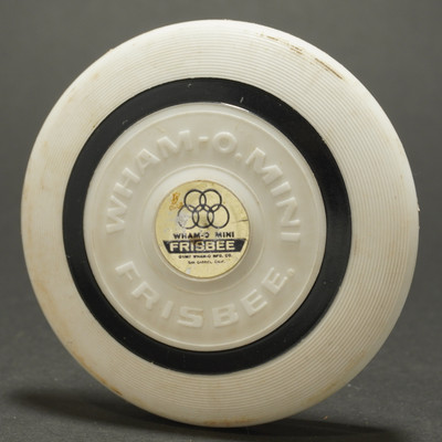 Master Mini Olympic Rings 2 over 3 White #3