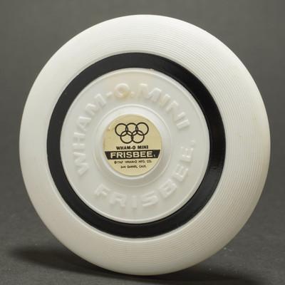 Master Mini Olympic Rings 3 over 2 White #3