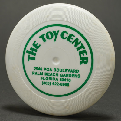 GSC Wham-O Calling Card & Promo Mini - The Toy Center