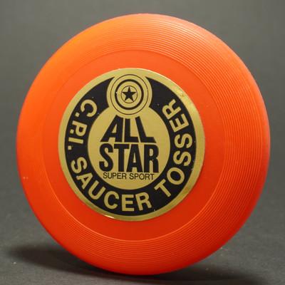 Wham-O Mini with CPI All Star Paper Label