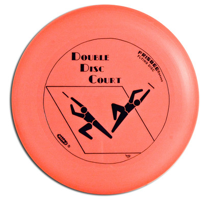 Wham-O DDC Disc - For Double Disc Court Game (Single)