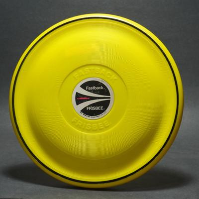 Wham-O Original Fastback Frisbee - Paper Label