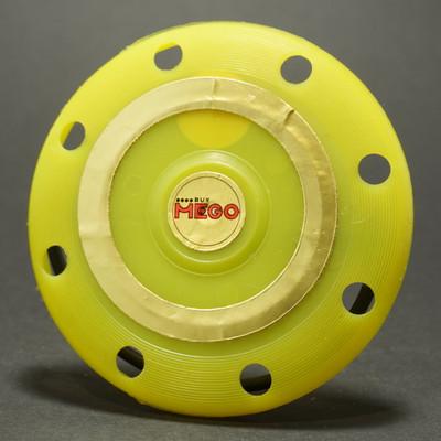 Larami Mini - MEGO Label - Yellow