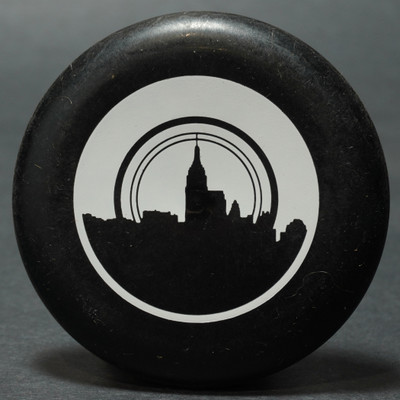 Discraft Micro Mini - Skyline Black w/ White