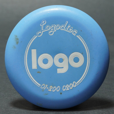 Discraft Micro Mini - Logo Disc Blue