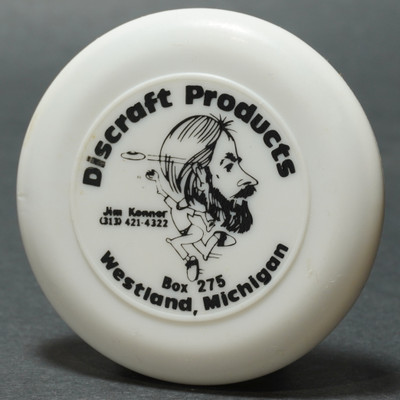 Discraft Micro Mini - Kenner Caricature